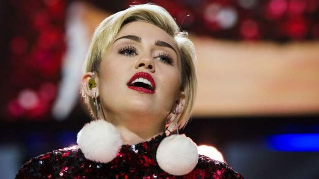 Miley Cyrus' family are also seeking the spotlight with a reality TV show, <i>Seriously Cyrus</i>.