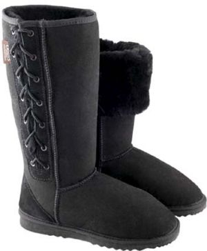 Misleading claims: Ugg boots among products that website falsely advertised.