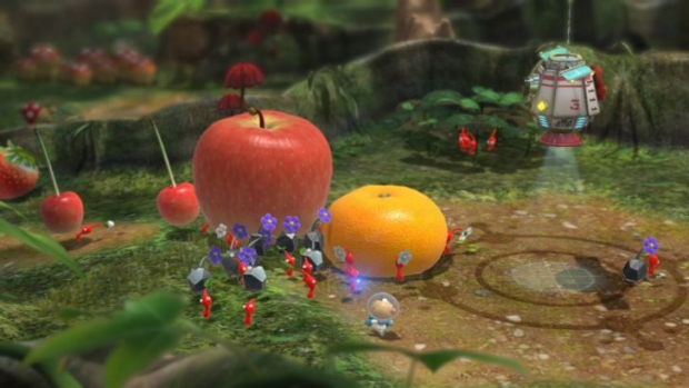 Pikmin 3: Who new that retrieving wayward fruit could be so compelling?