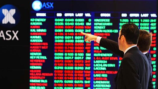 The future looks bright: Investment banks are predicting solid gains for the ASX next year.