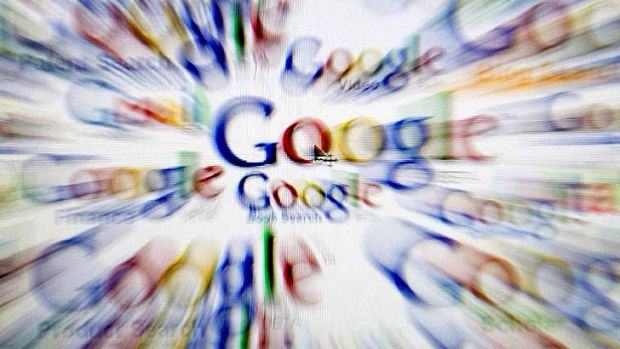 Googling Google: Many users were too lazy to navigate to their favourite websites.