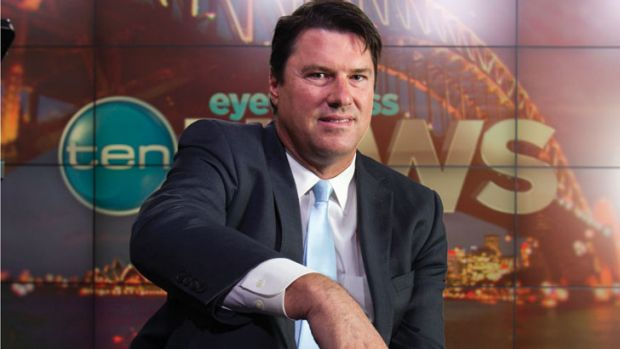"""""""It will take time to improve ratings, revenue, earnings and returns to shareholders"""": Ten chief Hamish McLennan."""