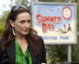 What we watched: Georgie Parker in <i>Home and Away</i>.