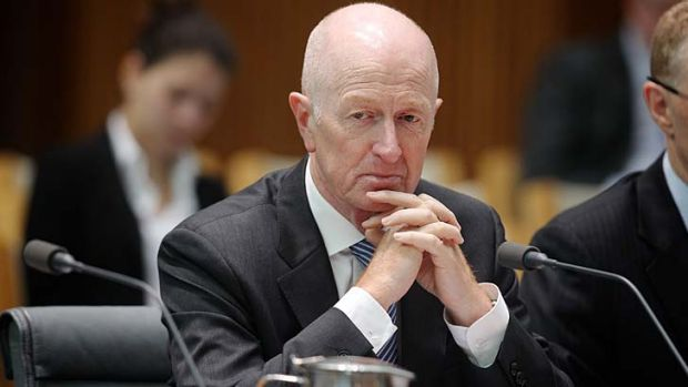 Reserve Bank Governor Glenn Stevens says he doesn't have an 'active plan' to introduce tighter lending measures.