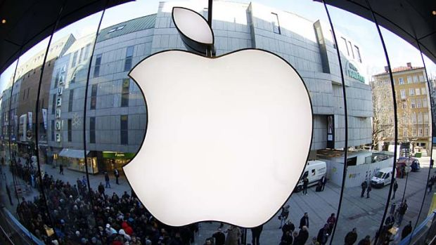 Cashed up: It is estimated that Apple has close to $US140 billion in cash stowed away.