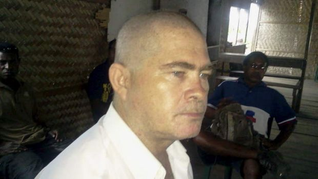 Papua New Guinean MP for Manus Island, Ronny Knight.