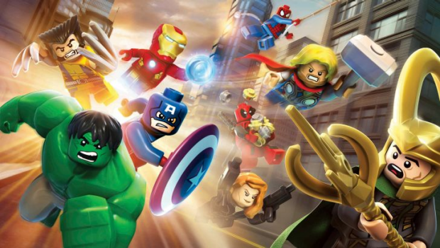Lego Marvel Superheroes: Great fun until you try to fly.