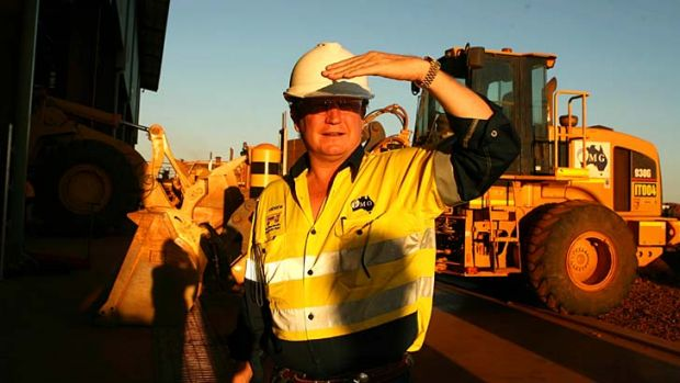 Fortescue is confident it can meet its target of 127 million tonnes.