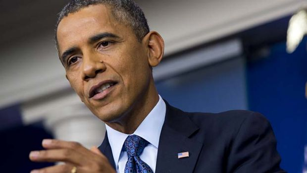 """""""Failed to meet the expectations the public, the media and he himself set"""": US President Barack Obama."""