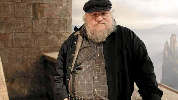 """<i>Game of Thrones </I>author George R.R. Martin spent an impoverished childhood """"daydreaming and reading books""""."""