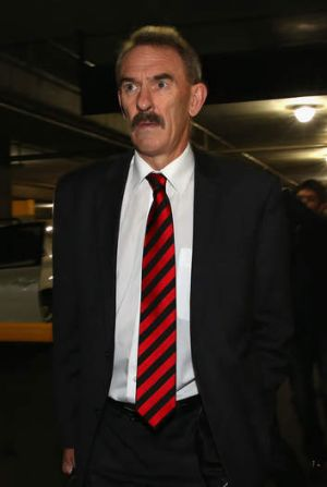 Essendon has opted to not replace departing chief executive Ray Gunston.