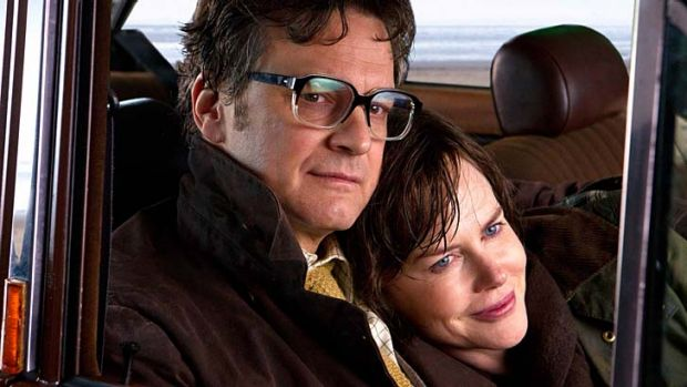 Hope: Colin Firth and Nicole Kidman in the story of a WWII veteran dealing with his experiences.