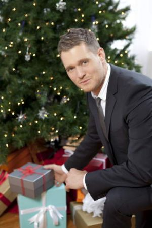 Seasonal Sounds: Michael Buble.