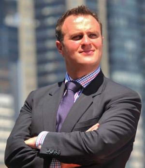 Controversial appointment: Tim Wilson.