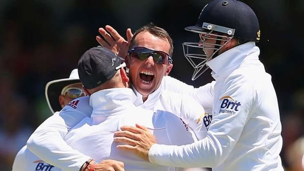 Graeme Swann took only seven wickets at 80 in the 2013 Ashes series in Australia after being bowler of the series just ...