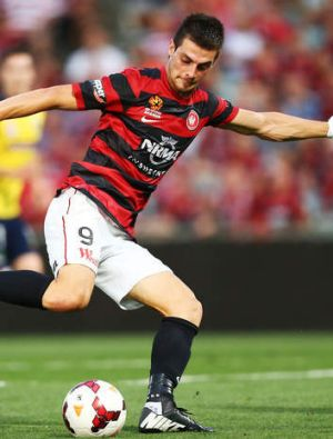 One to watch: Tomi Juric.