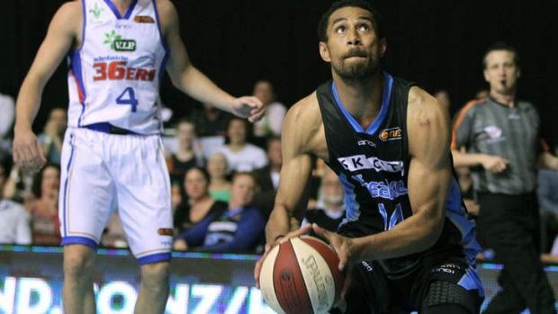 Ageing roster: Father Time is catching up with the all-conquering NZ Breakers after three straight NBL titles.