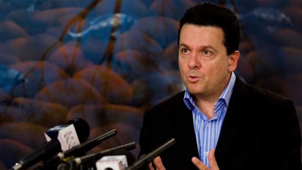 Senator Nick Xenophon has questioned whether parts of the written deal between the Palmer United Party and the Motoring ...