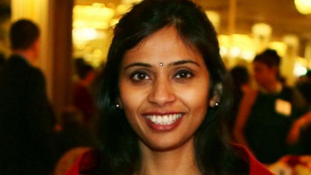 Devyani Khobragade, India's deputy consul general, has been accused of underpaying a domestic worker she brought to the ...