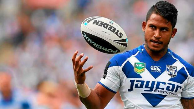 Brisbane Broncos recruit Ben Barba.