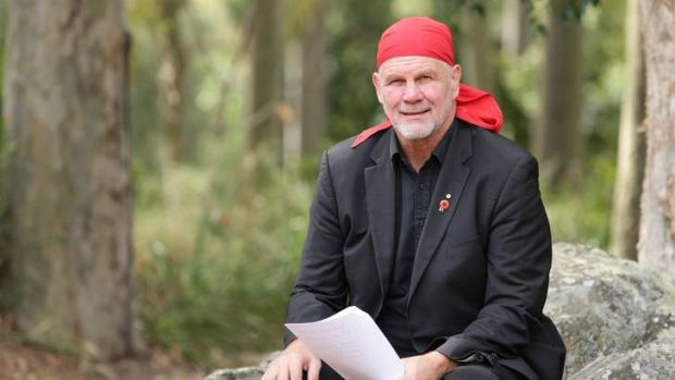 """""""I'm over 50, and I'm just past caring"""": Peter FitzSimons."""