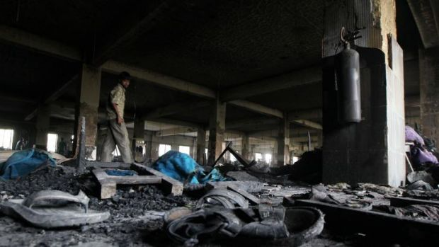 Held to account: Court orders the arrest of the owners of the clothing factory where 111 people died in the November ...