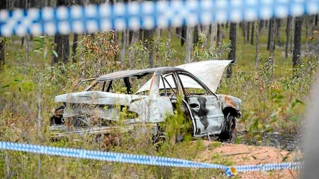 Detectives confirmed human remains were found in the boot of William Stevenson's car.