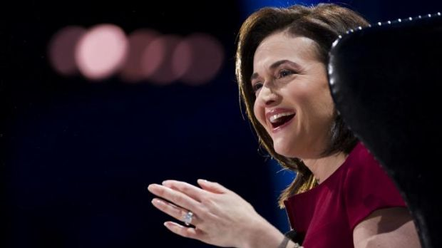 Facebook Chief Operating Officer Sheryl Sandberg's compensation was $US16.15 million in 2013, according to a regulatory ...