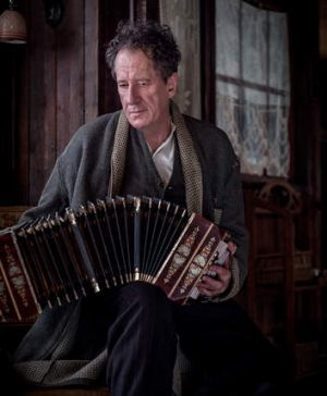 markus zusak how i let go of the book thief geoffrey rush in <i>the book