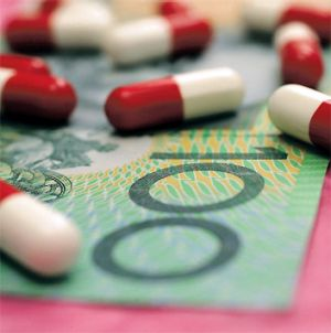 Pills and spills: The cost of bringing new drugs to the market remains high.