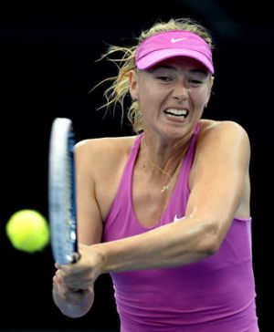 """""""I just found 14 ways how not to win"""": Russia's Maria Sharapova on her run of losses to Serena Williams."""