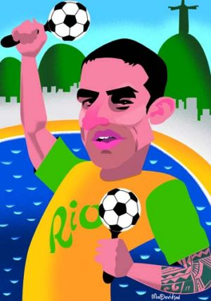 Tim Cahill goes to Rio.