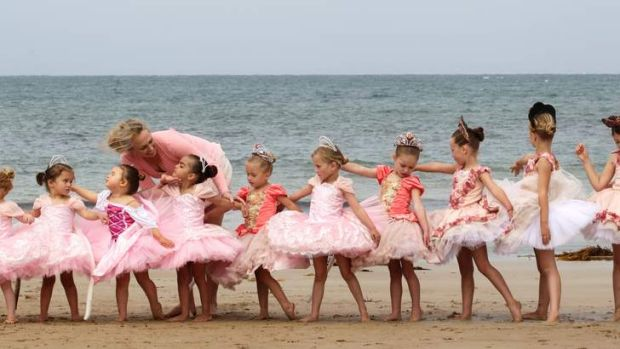 For Kim Fraser, who moved to Torquay with her two young sons a year ago and opened a ballet school, the seaside town is ...