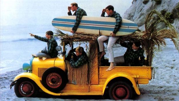 Classics: The Beach Boys at their summer best.