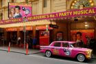 The premiere of Grease at Her Majesty's Theatre, Melbourne. Photograph Paul Jeffers The Age Newspaper Jan 5th 2014.