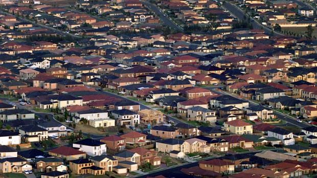 Fringe land leases: Planners fear ignoring the need for development within established areas can create urban sprawl.