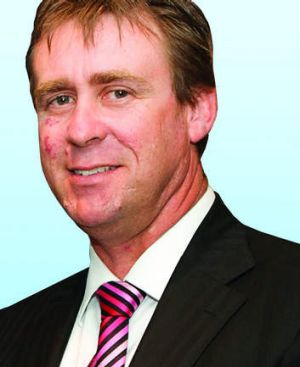 Colliers ACT chief executive Paul Powderly.