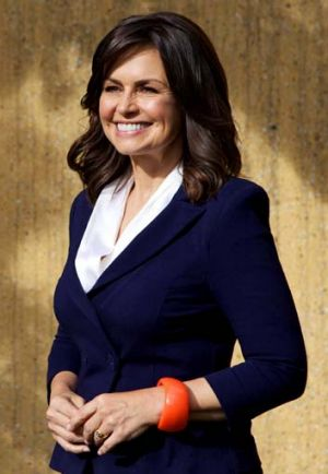 """We use to spend every summer holiday down at Wollongong"": Lisa Wilkinson."