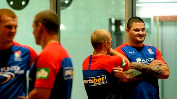 Packer was signed from the New Zealand Warriors did not play for the Newcastle Knights.
