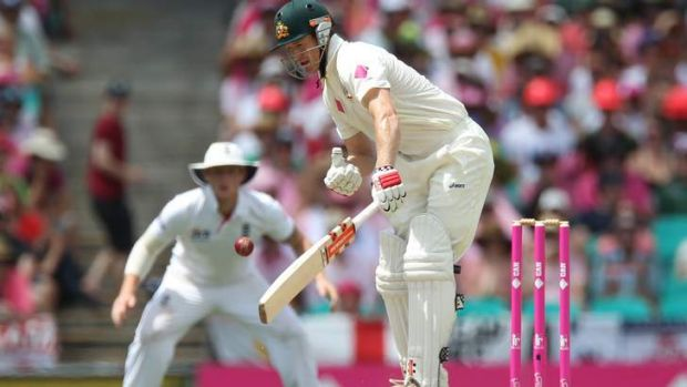 Underwhelming: selectors may not want to mess with a winning team but George Bailey could be on the chopping block for ...