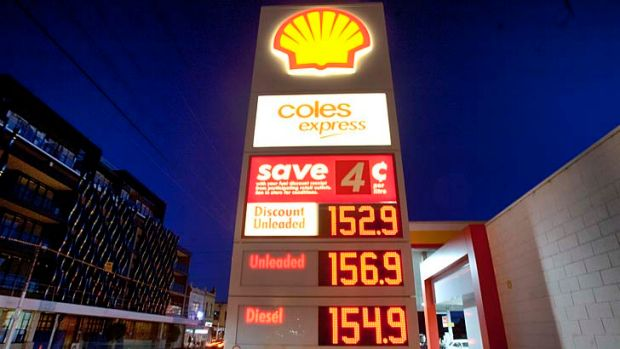 Shell and BP are considering the sale of their Australian assets.