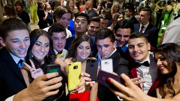 Selfies - sometimes with friends - with friends are the preferred way to capture memories.