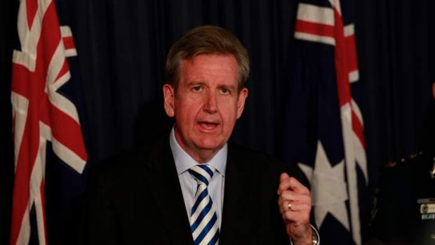 Under pressure to take action to reduce alcohol-related assaults ... NSW Premier Barry O'Farrell.