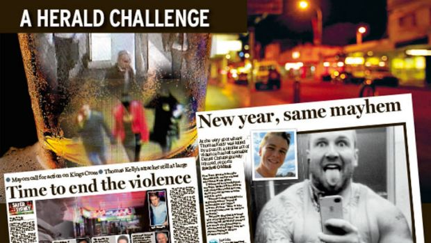 Win $2500 with the Herald Safer Sydney Ad Challenge.