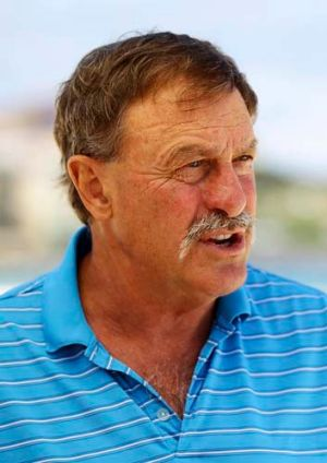"""John Newcombe: """"I know that China would love to have the fifth slam."""""""