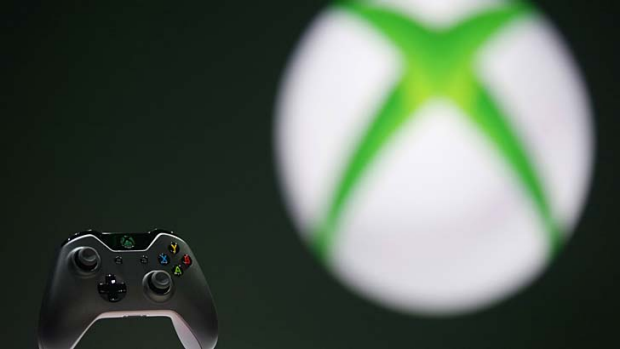 New market? Microsoft's Xbox One game console.