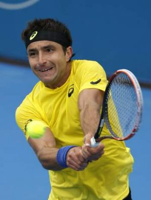 On fire: Marinko Matosevic believes he can improve.