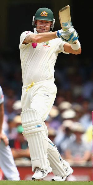Ominous form: Australian captain Michael Clarke.
