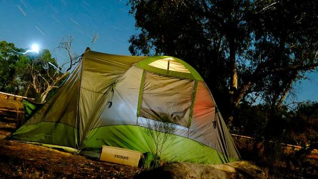 Campers are alert to the free camping situation because it is dear to their hearts...
