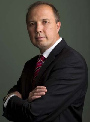 "Health costs ""unsustainable"": Peter Dutton."